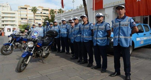 Büyükşehir ekipleri bayramda görev başında