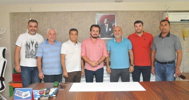 Mahmutlarspor'dan Alanyaspor'a ziyaret