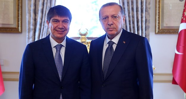 Türel ve Erdoğan projeleri konuştular