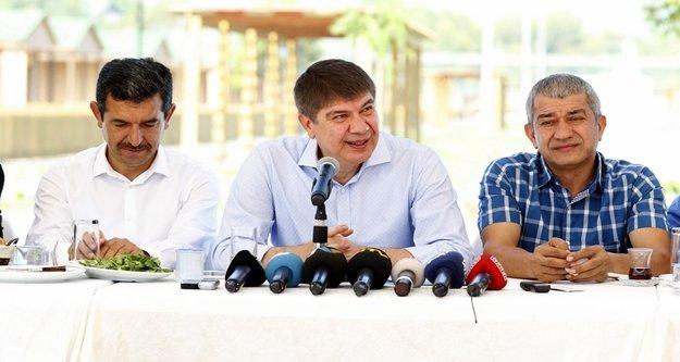Türel'den Çetin Osman Budak'a cevap
