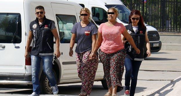 Uyuşturucu operasyonu: 2'si kadın 4 kişi gözaltında