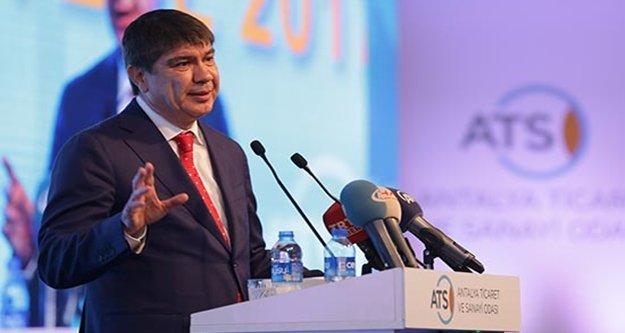 """'2023'te bir başka Antalya ortaya çıkacak"""""""