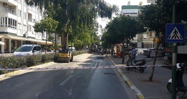 25 metrelik yola Büyükşehir ayarı