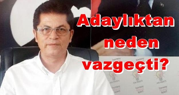 AK Parti'de Berberoğlu depremi!