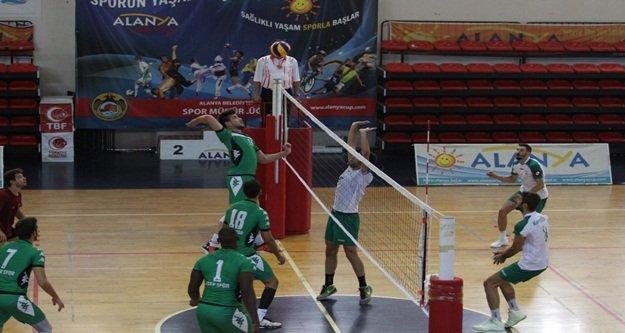 Alanya Belediye Başkanlığı turnuvası başladı