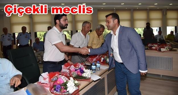 Alanya Belediye Meclis Toplantısı başladı