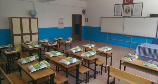 Alanya'daki okullar eğitim öğretime hazır