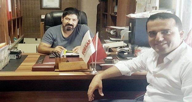 'Benim oyum Mustafa Tuna'ya'