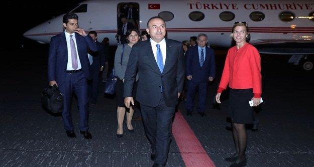 Çavuşoğlu Antalya'dan müjdelerle ayrıldı