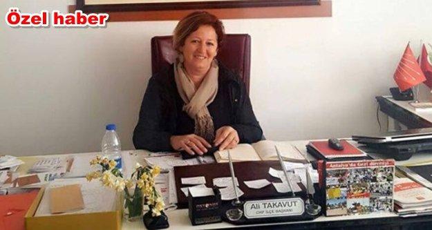 CHP'li başkana büyük şok!