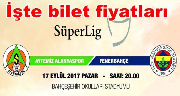 Fenerbahçe maçının biletleri satışa çıktı