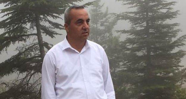Gökçe'den Zabıta Müdürü Hasan Akın'a tebrik