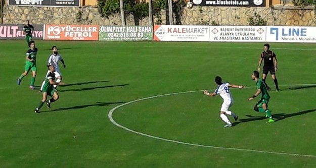 Gol düellosu Kestelspor'un