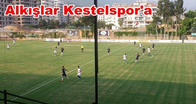 Kestelspor'dan 3 gollü galibiyet