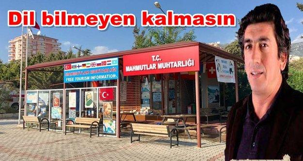 Mahmutlar Turizm Ofisi açıldı