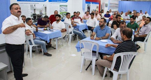 Mustafa Tuna seçim ofisini açtı
