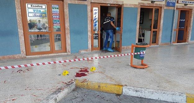 Otogarda bilet kavgası: 3 yaralı var