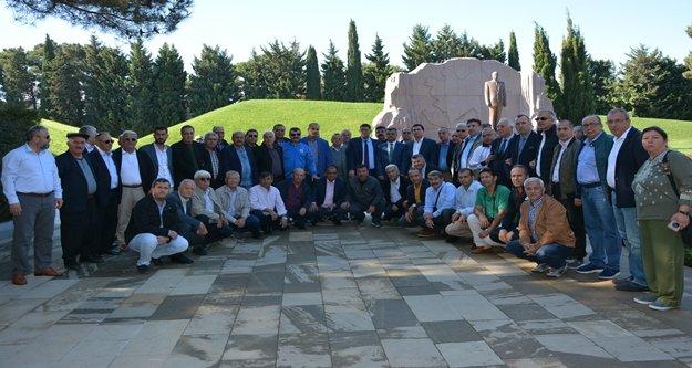 AESOB Başkanlar Kurulu toplandı