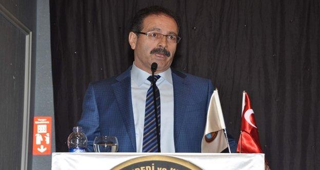 Akgül: '2019'da Erdoğan seçilmezse Türkiye de biter esnaf da biter'