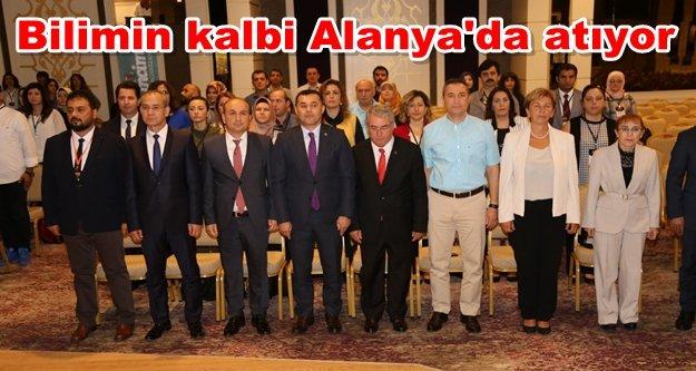 Alanya'daki dev kongrenin startı verildi