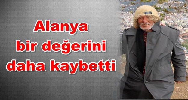 Alanya'nın Mehmet Abisi trafik kazası kurbanı oldu