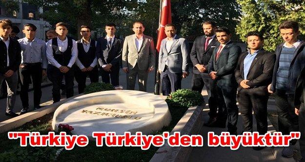 Alanyalı Alparenler'den Ankara çıkarması