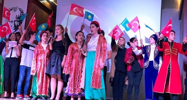 Antalya-Kazakistan arasında dostluk köprüsü