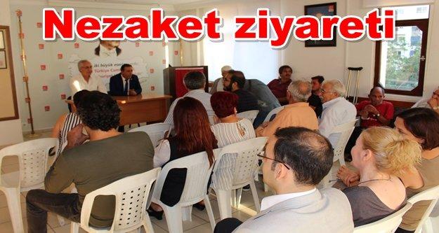 CHP İl Başkanı Alanya'da konuştu