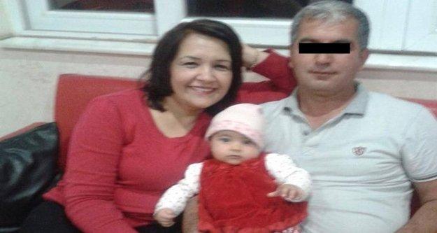 Cinnet getiren baba karısını ve kızını öldürdü