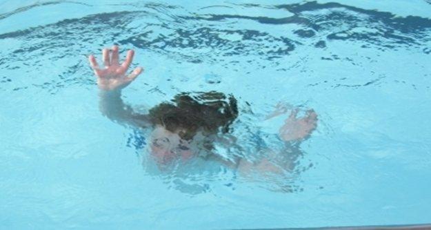 Havuza düşen 6 yaşındaki çocuk öldü