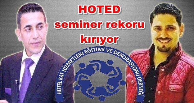 HOTED eğitim semineri düzenliyor