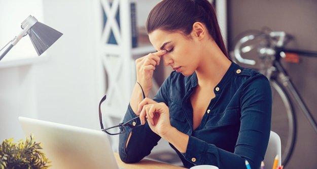 İş yerinde ruh sağlığınız bozuluyor mu?