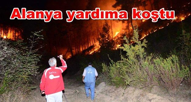Komşuda neler oluyor? 1 gecede 5 yangın