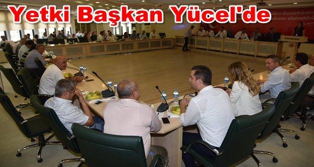 Mecliste gündem yeni belediye binası oldu