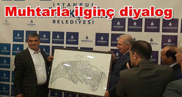 Mevlüt Uysal'dan Alanya'ya okul sözü
