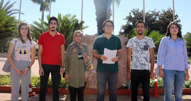 Öğrenci Konseyi'nden film festivali eleştirilerine tepki