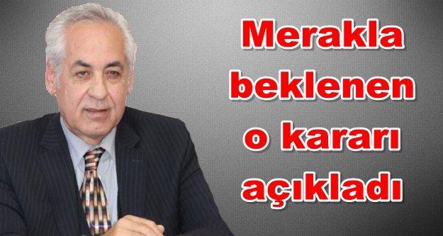 Takavut'tan flaş açıklama! CHP İlçe Başkanlığı'na aday mı?