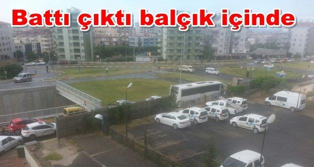 Telekom Kavşağı'nda trafik işkenceye dönüştü