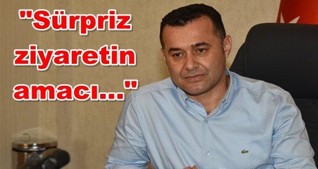 Yücel, Çavuşoğlu ziyaretinin nedenini açıkladı