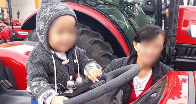 16 aylık bebeği yurt dışına kaçırmış