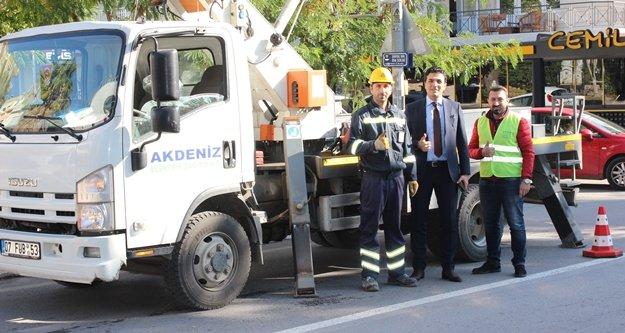 """AEDAŞ, 'Emniyet WhatsApp İhbar"""" grubu kurdu"""