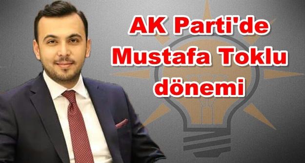 AKP İlçe Başkan Adayı Toklu'dan ilk mesaj