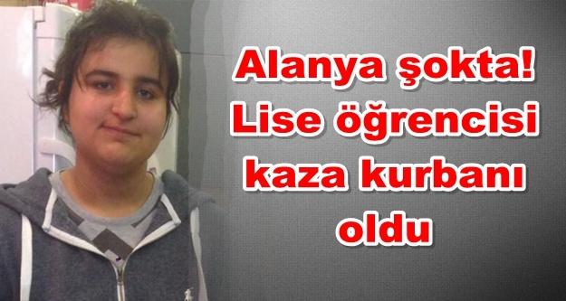 Alanya Bahçeşehir Koleji'ni yıkan ölüm