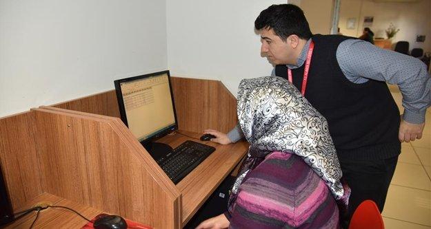 Alanya'da bilgisayar kursu kayıtları başladı