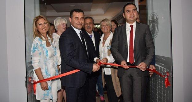 Alanya Sanat Sergisi kapılarını açtı
