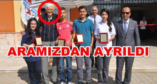 Eğitim gönüllüsü savcı hayatını kaybetti