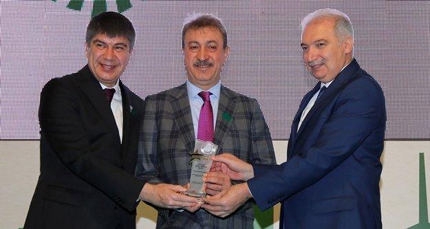 Alanyalı Uysal ve Türel İstanbul'da bir araya geldiler