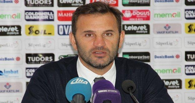 """""""Alanyaspor'dan çok ağır bir mağlubiyet aldık"""""""
