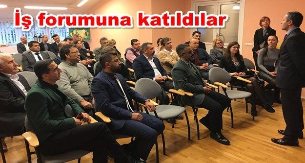 ALTSO'nun Litvanya temasları sürüyor