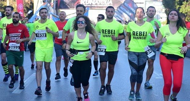 Antalya iyilik için koşacak